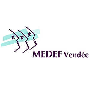 Logo Medef Vendée