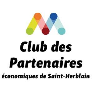 Logo Club des Partenaires économiques de Saint Herblain