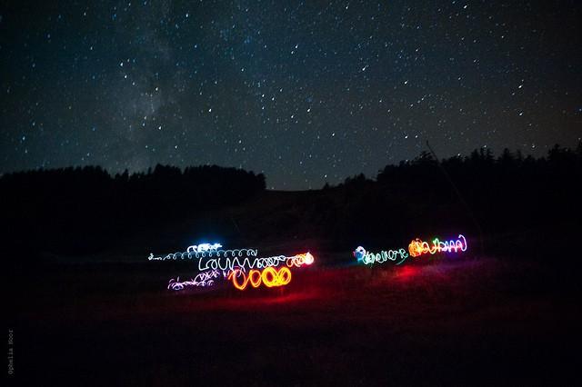 LightPainting - Ophelia Noor