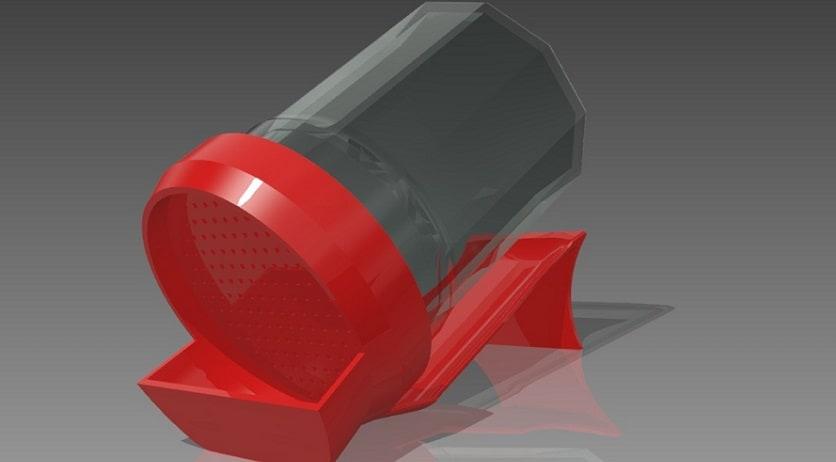 Modélisation 3D d'un germoi à zBis